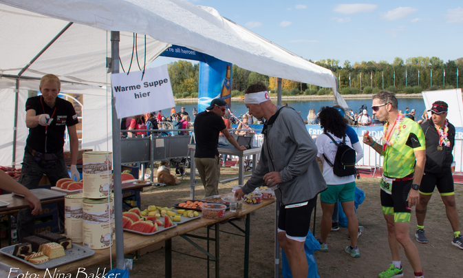 Cologne Triathlon weekend: Race