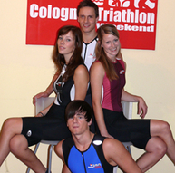 Bilder Cologne Triathlon Weekend Kolektion